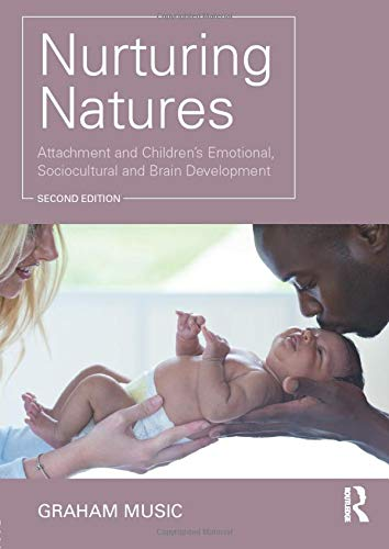 Nurturing Natures book front cover