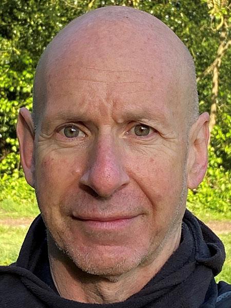 Portrait photo of Graham Music