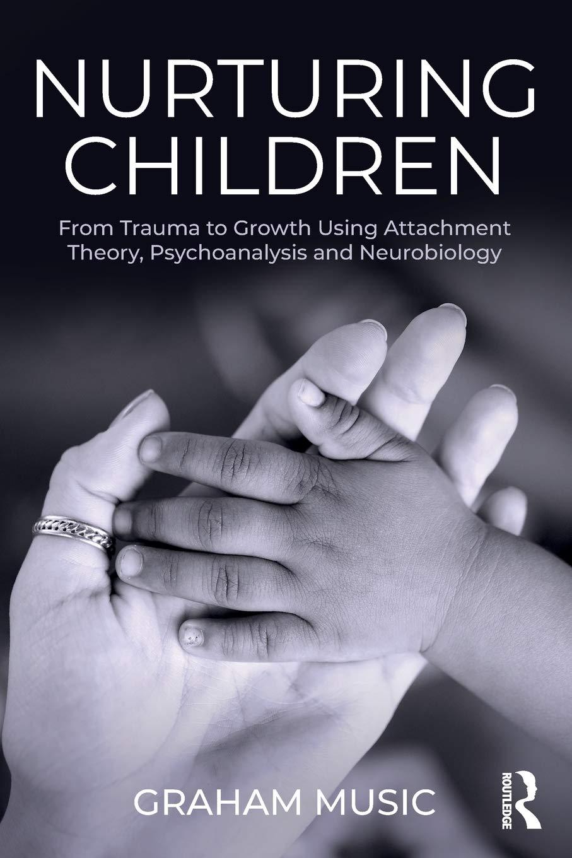 Nurturing Children  book front cover